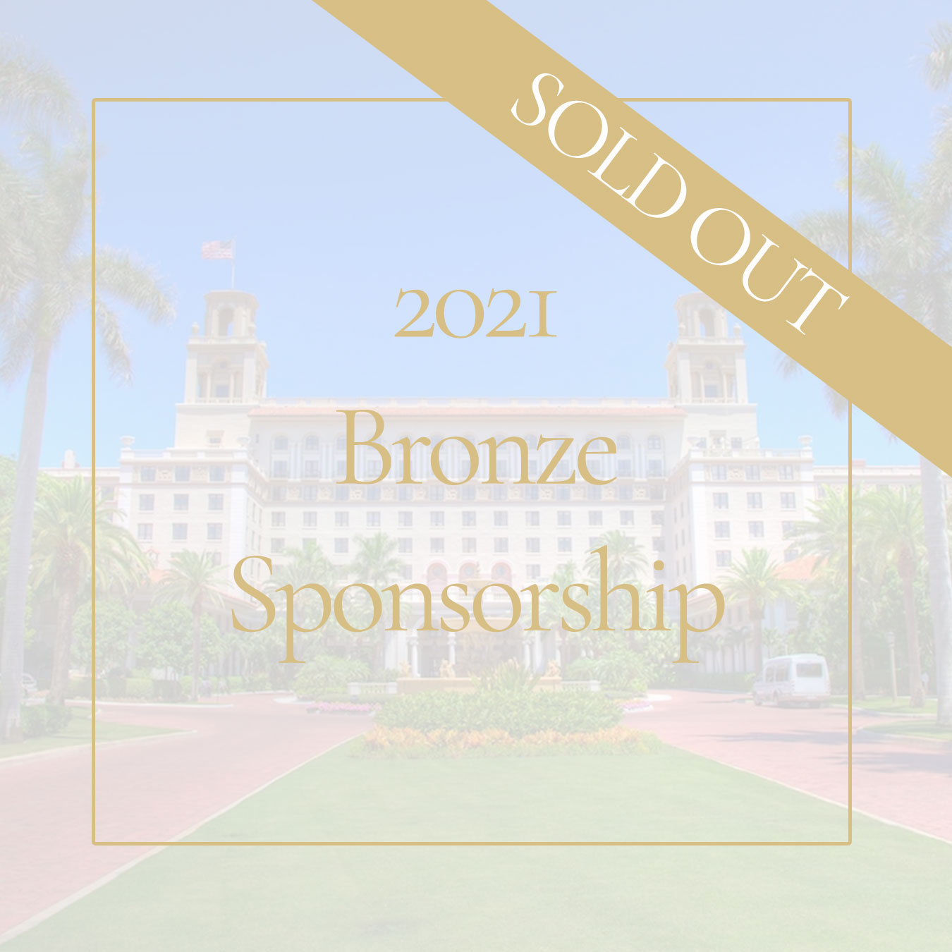 2021-item-gala-bronze-sold-out-selfless-love-foundation