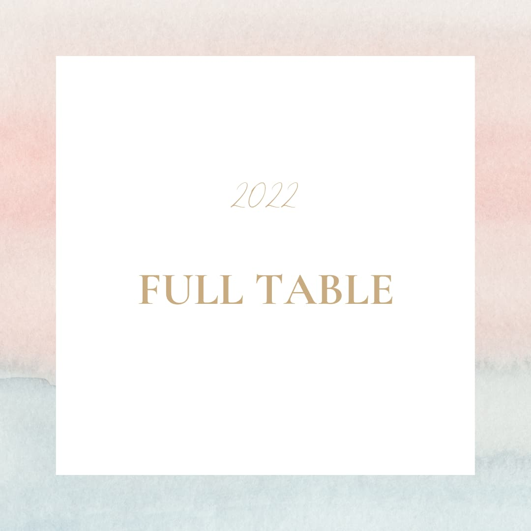 2022-selfless-love-foundation-full-table